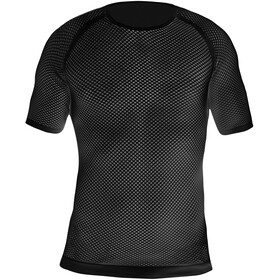 GripGrab 3-Season Baselayer korte mouwen, black